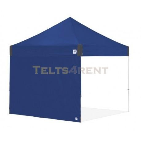 E-Z UP® New Vantage™ Shelter (GEN3) 3.0m x 3.0m ar sienām