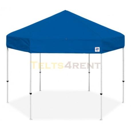 E-Z UP® HUB™ Instant Shelter® 5.0m