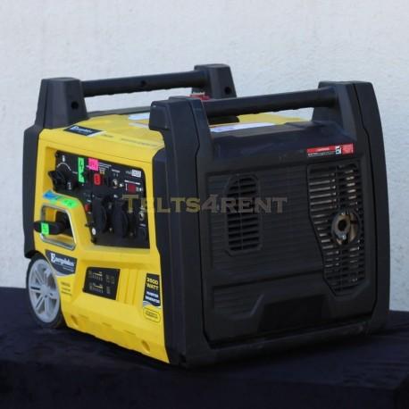 Ģenerators 3.5kw (kluss)