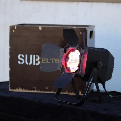 LED prožektors - Cube RGBW