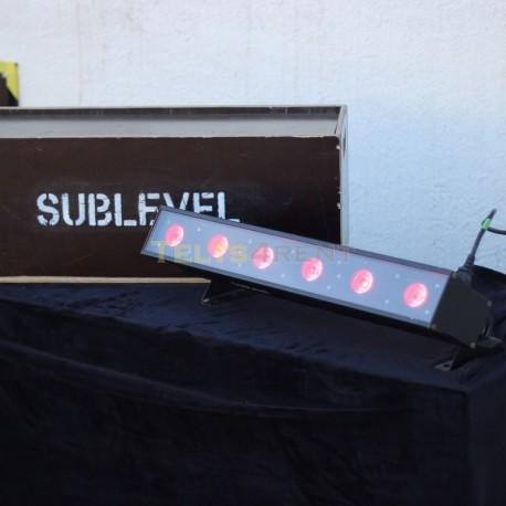 Ultra HEX Bar 6 RGBWA + UV 10w