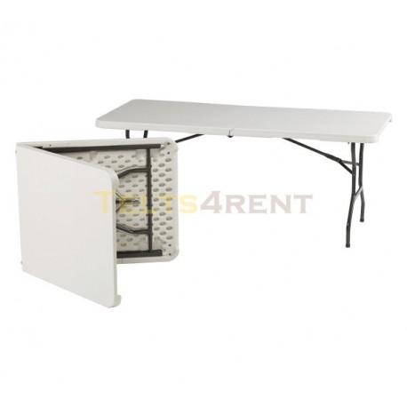 E-Z UP® Vendor table 0.6m x 1.2m