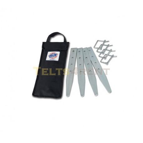 E-Z UP® Papildus naglu komplekts (4)
